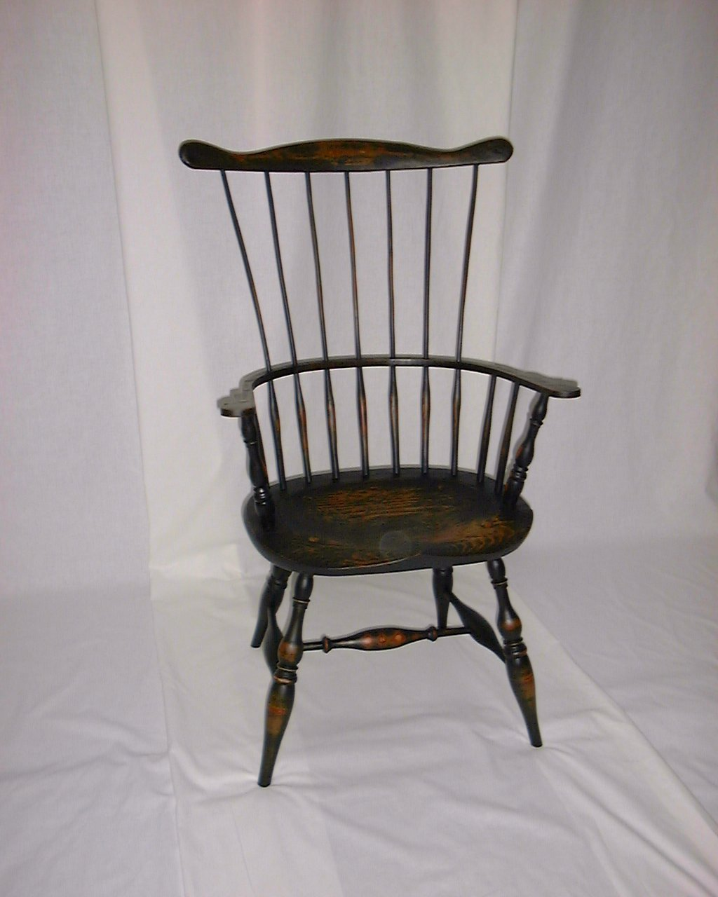 Comb Back ... - No Wood Unturned: Windsor Chair Pricing And Windsor Chair Ordering
